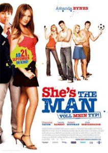 She's the Man (2006) แอบแมน มาปิ๊งแมน พากย์ไทย ดูหนังออนไลน์