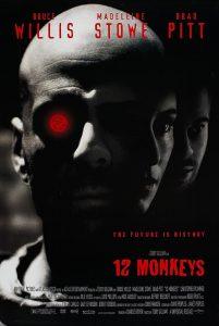 ดูหนังออนไลน์ Twelve Monkeys 12 (1995) มังกี้ส์ 12 ลิงมฤตยูล้างโลก HD พากย์ไทย เต็มเรื่อง