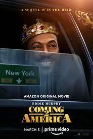 ดูหนังตลก Coming 2 America (2021) HD เต็มเรื่อง มาสเตอร์