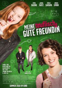 Meine teuflisch gute Freundin (2018) ภารกิจแสบแบบฉบับนรก เต็มเรื่อง