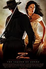 ดูหนัง The Legend of Zorro (2005) ศึกตำนานหน้ากากโซโร เต็มเรื่องพากย์ไทย