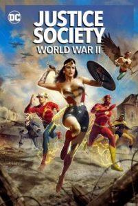 ดูหนังการ์ตูน Justice Society World War II (2021) ซับไทย ดูหนังฟรี