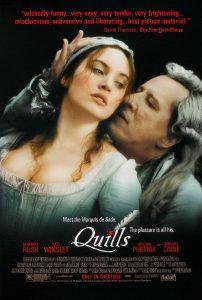 ดูหนัง Quills (2000) นิยายโลกีย์ กวีฉาวโลก 18+ เต็มเรื่องพากย์ไทย