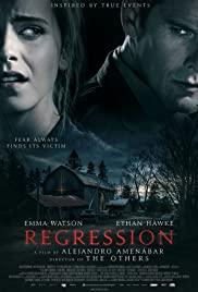 ดูหนังอาชญากรรม Regression (2015) รีเกรสชั่น สัมผัสผวา เต็มเรื่อง