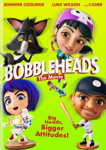 ดูหนังการ์ตูนอนิเมชั่นออนไลน์ Bobbleheads: The Movie (2020) ตุ๊กตาโยกหัวสู้โลก