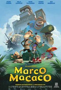 ดูหนังการ์ตูน Marco Macaco (2012) มาร์โค ลิงจ๋อยอดนักสืบ