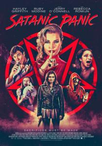 ดูหนังสยองขวัญ Satanic Panic (2019) ลัทธิคลั่งเวอร์จิ้น