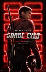 Snake Eyes GI Joe Origins (2021) จี.ไอ.โจ สเนคอายส์