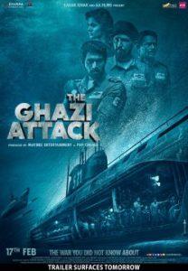 ดูหนังสงคราม The Ghazi Attack (2017) เดอะกาซีแอทแทค