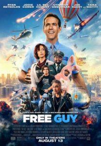 ดูหนังออนไลน์ Free Guy (2021) ขอสักทีพี่จะเป็นฮีโร่