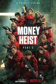ดูซีรี่ย์ Money Heist Season 5 (2021) ทรชนคนปล้นโลก 5