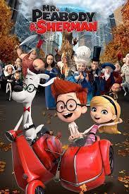 ดูการ์ตูน Mr Peabody & Sherman ผจญภัยท่องเวลากับนายพีบอดี้และเชอร์แมน