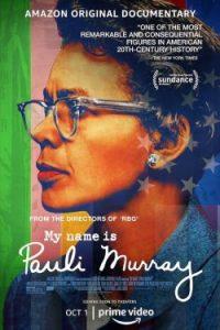 ดูสารคดี My Name Is Pauli Murray (2021) เต็มเรื่อง ดูหนังฟรีออนไลน์