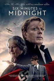 Six Minutes to Midnight (2020) พลิกชะตาจารชน เต็มเรื่อง ดูหนังฟรีออนไลน์